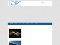 loipe-schoenengrund.ch Webseite Vorschau