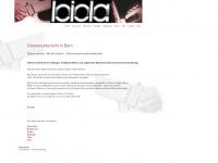 loiola.ch Webseite Vorschau
