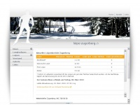loipe-zugerberg.ch Webseite Vorschau