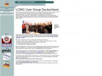 loinc.de Webseite Vorschau