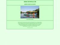 loiretour.de Webseite Vorschau