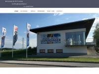 loiperdinger.at Webseite Vorschau
