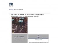 lois-wetzel.de Webseite Vorschau