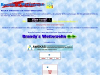 loisachtalwetter.de Webseite Vorschau