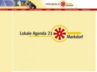 lokale-agenda-21-markdorf.de Webseite Vorschau