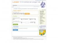 lokaler-immobilienanzeiger.de Webseite Vorschau