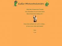 lolas-westernschweine.de Webseite Vorschau