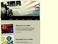 loma-bar.de Webseite Vorschau