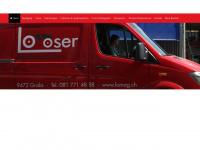 lomag.ch Webseite Vorschau