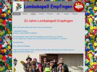 lombakapell-empfingen.de Webseite Vorschau