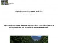 lombach-unterseen.ch Webseite Vorschau