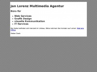 lomis.at Webseite Vorschau