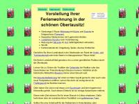 lomske.de Webseite Vorschau