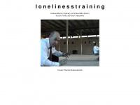 lonelinesstraining.de Webseite Vorschau
