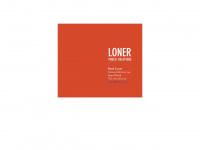 loner-pr.ch Webseite Vorschau