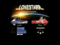 lonestarr.de Webseite Vorschau