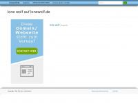 lonewolf.de Webseite Vorschau