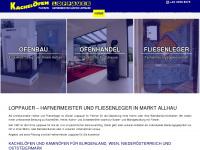 loppauer.at Webseite Vorschau