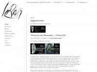 loran-hughes.de Webseite Vorschau