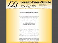 lorenz-fries-schule.de Webseite Vorschau