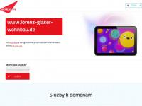 lorenz-glaser-wohnbau.de Webseite Vorschau