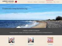 lorenz-grahn.de Webseite Vorschau