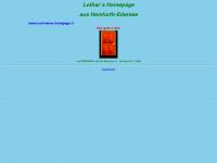 lothar-greinke.de Webseite Vorschau