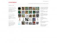 lothar-rericha.de Webseite Vorschau