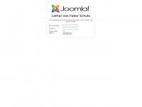 lothar-von-faber-schule.de Webseite Vorschau