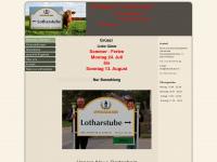 lotharstube.ch Webseite Vorschau