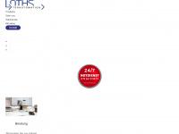 loths.de Webseite Vorschau