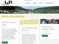 loti2010.ch Webseite Vorschau