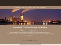 lotz-finanz.de Webseite Vorschau