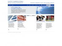 lotzconsulting.de Webseite Vorschau
