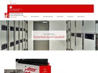 lotzmann-sicherheit.de Webseite Vorschau