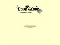 loudglobo.de Webseite Vorschau