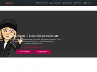 loungefitness.de Webseite Vorschau