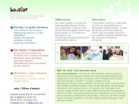 loupiot.de Webseite Vorschau