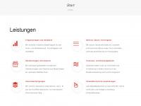 lq-metalltechnik.de Webseite Vorschau