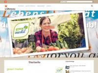 lqforyou.at Webseite Vorschau