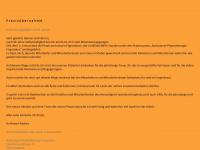 kisters.org Webseite Vorschau