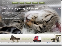 luksus.at Webseite Vorschau