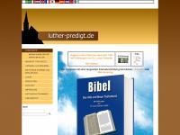 Luther-predigt.de