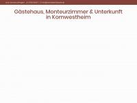 zumhexenhaeusle.de Webseite Vorschau