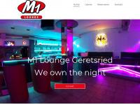 m1-lounge.de Webseite Vorschau