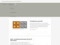 m2c-calibration.de Webseite Vorschau