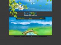 m4dzn.de Webseite Vorschau
