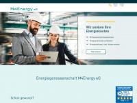 m4energy.de Webseite Vorschau