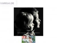 m4rin4.de Webseite Vorschau