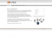 m8.de Webseite Vorschau